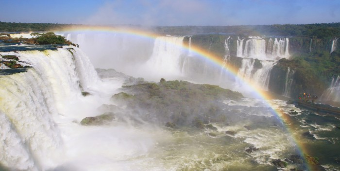 BELEZAS NATURAIS - CATARATAS DO IGUAÇU