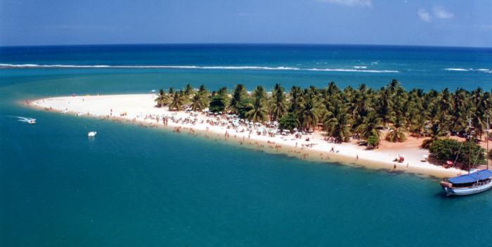 Praia do Gunga. Foto: Sérgio Ficuri