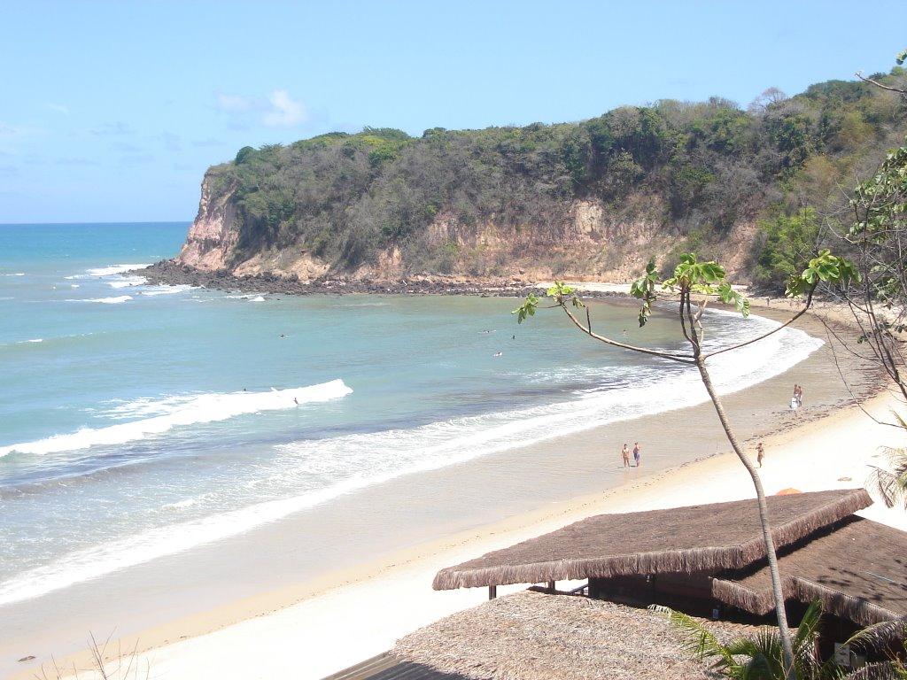 4d34cccbc4b Praia do Madeiro uma das mais famosas em Pipa