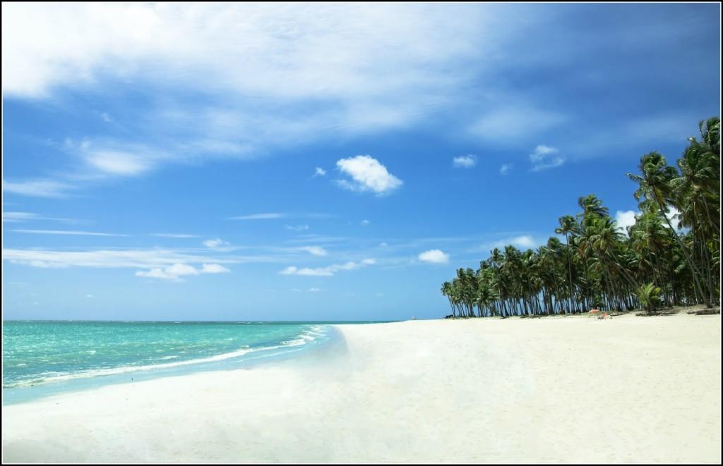 Praia dos Carneiros. Foto: Viagens e Beleza