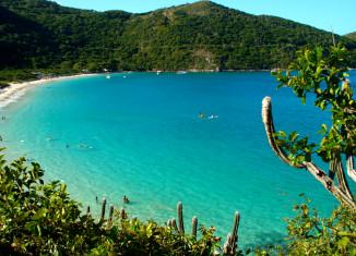 Praia de Lopes Mendes. Foto: Site Juntos a Bordo