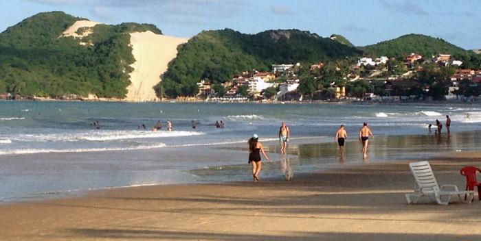 Ponta Negra Natal RN. Foto: Ricardo Oliveira