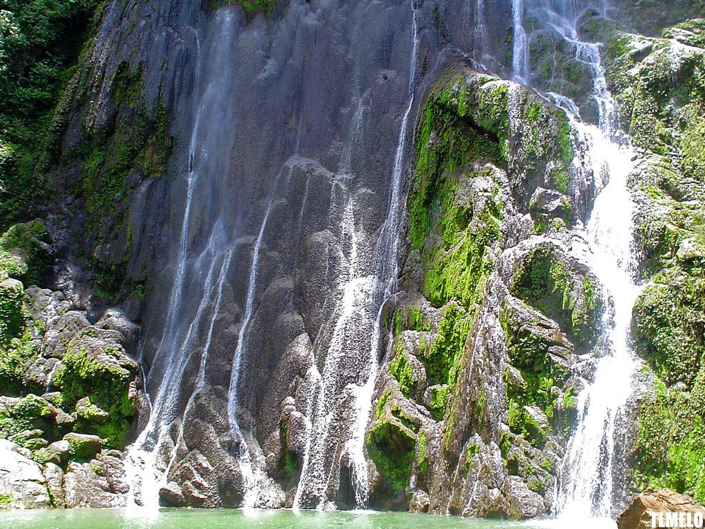 Cachoeira Boca da Onça. Foto: TLMELO