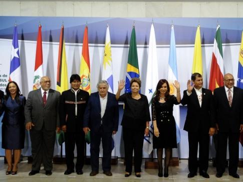 Mercosul. Foto por: Wilson Dias : Abr