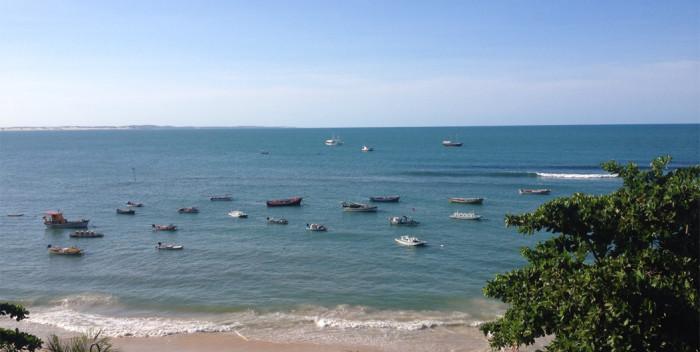 Praia de Pipa RN. Foto: Ricardo Oliveira
