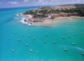 Baia Formosa. Foto: Site JTourNatal