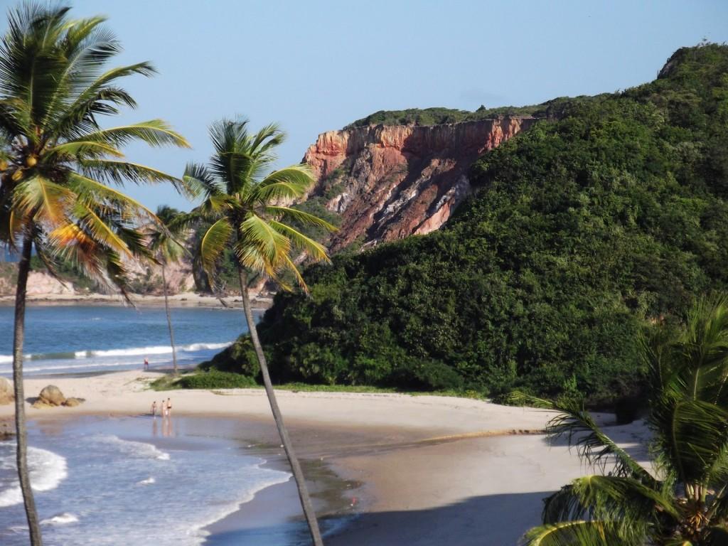 Belezas da Paraíba. Praia de Tabatinga