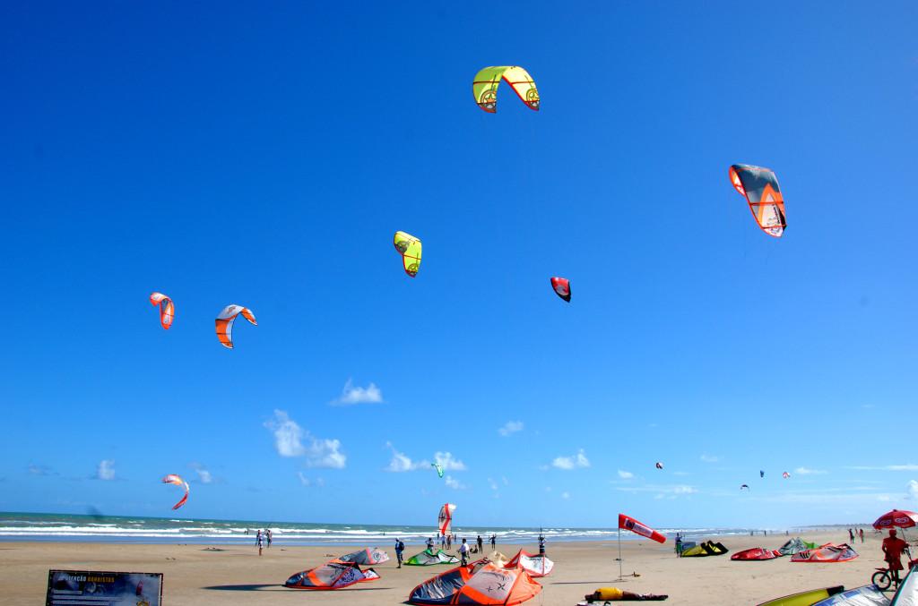 Fotos das Belezas do Sergipe. Praia de Atalaia.