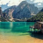 As belezas naturais da Itália