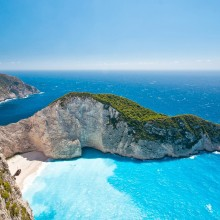 Ilhas Jonicas na Grecia