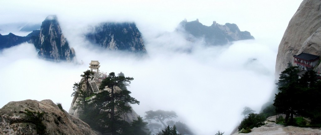 Monte Hua.