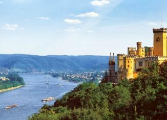 Vale Reno Schloss Stolzenfels Koblenz